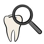 Zähne kontrollieren lassen
